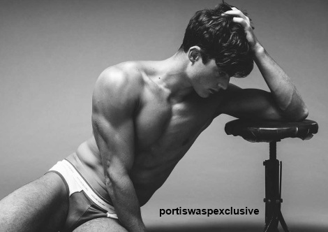 Pietro Boselli by Darren Black for My Portis Wasp says