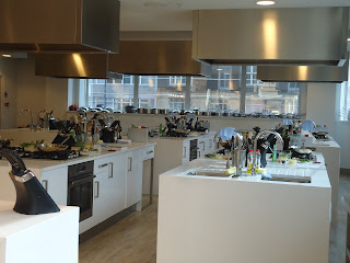 Waitrose Cooker School Kitchen