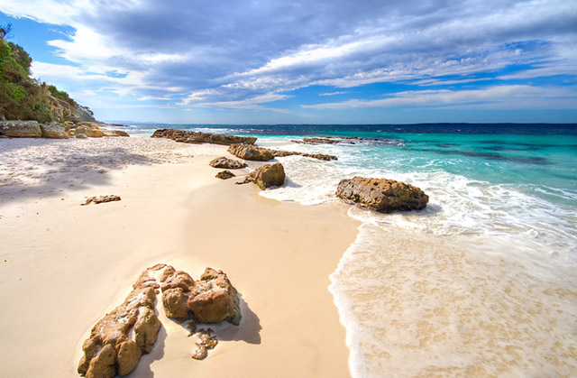 Hyams Beach New South Wales Australia