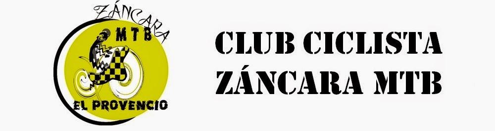 """Club Ciclista  """"ZÁNCARA MTB"""" (El Provencio)"""