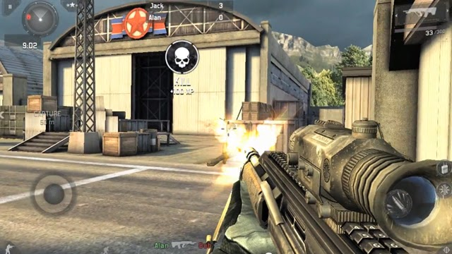 modern combat 5 apk download pc