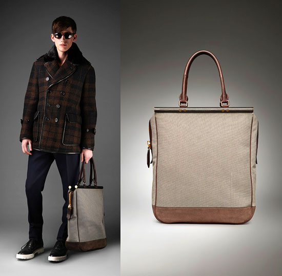 Burberry Bag Man