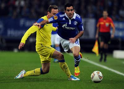 Schalke 2 - 1 Steaua Bucuresti (1)