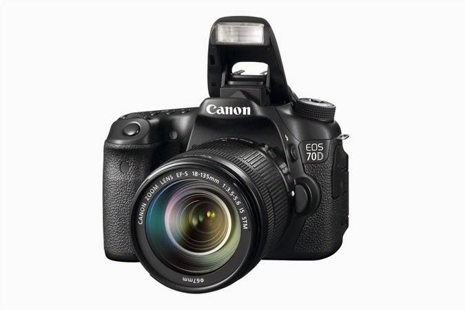 Harga Spesifikasi Canon EOS 70D