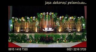 Jasa-Dekorasi-Pernikahan-Di-Gedung-Pernikahan-PTIK