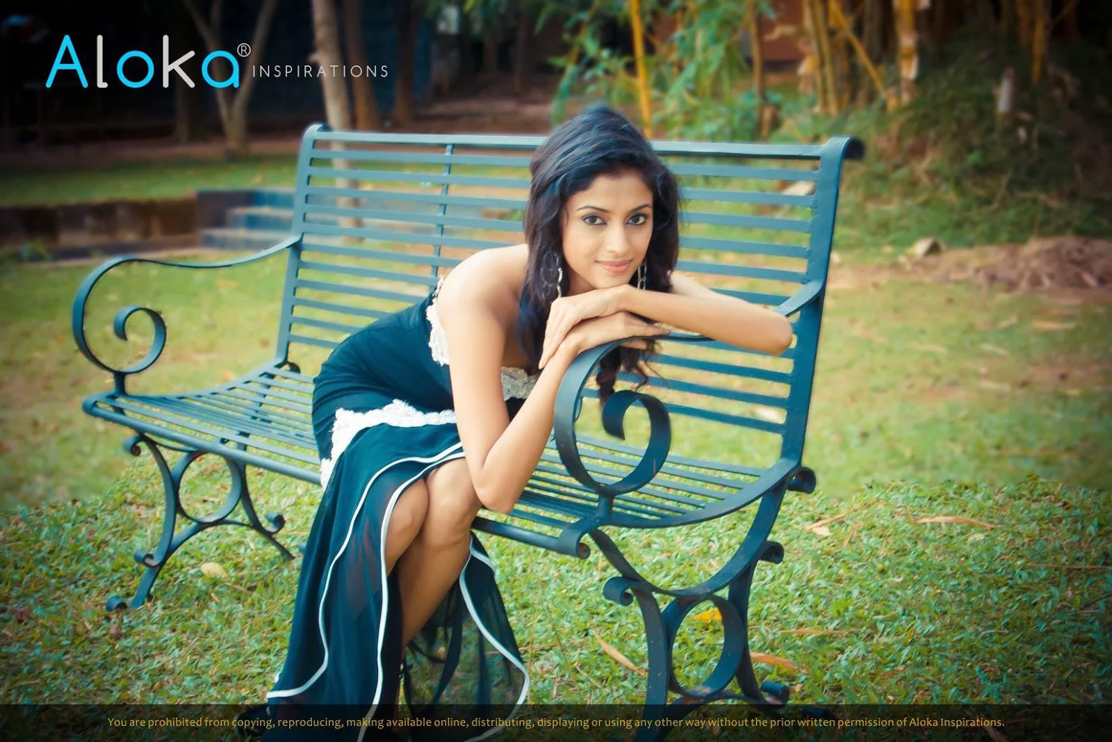 Dilini Madhushika hot sl model