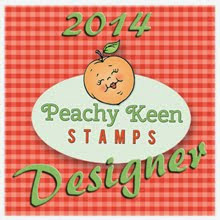 I designed for Peachy Keen Stamps
