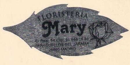 FLORISTERIA MARY