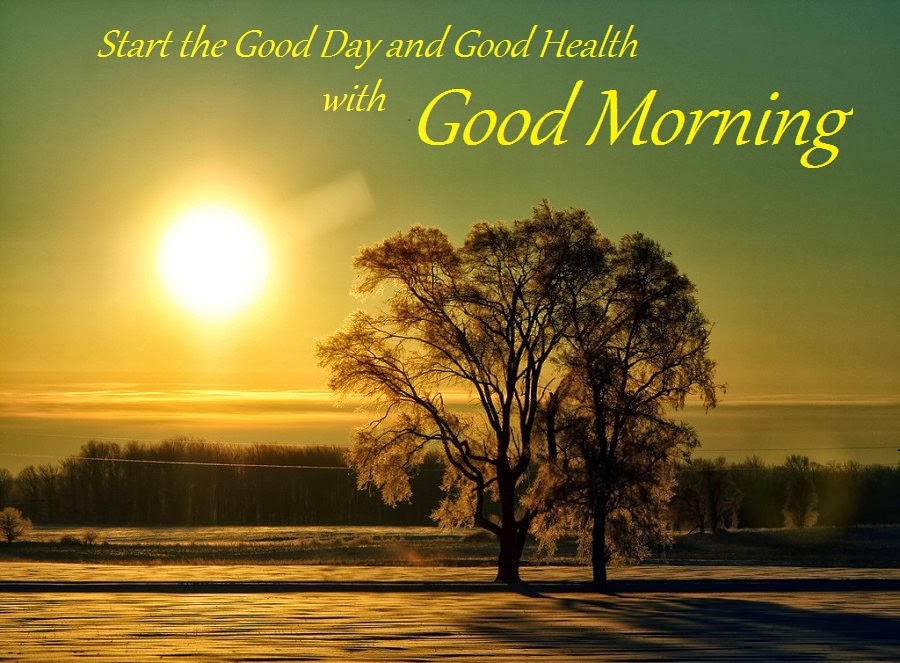 Good Day and Health wi...