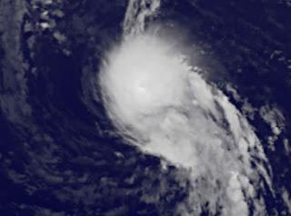 Satellitenbild Tropensturm SEAN vom 11.11.2011 morgens