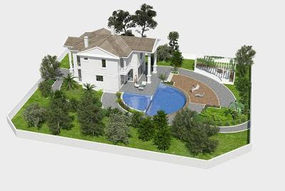 مخططات منازل صغيرة