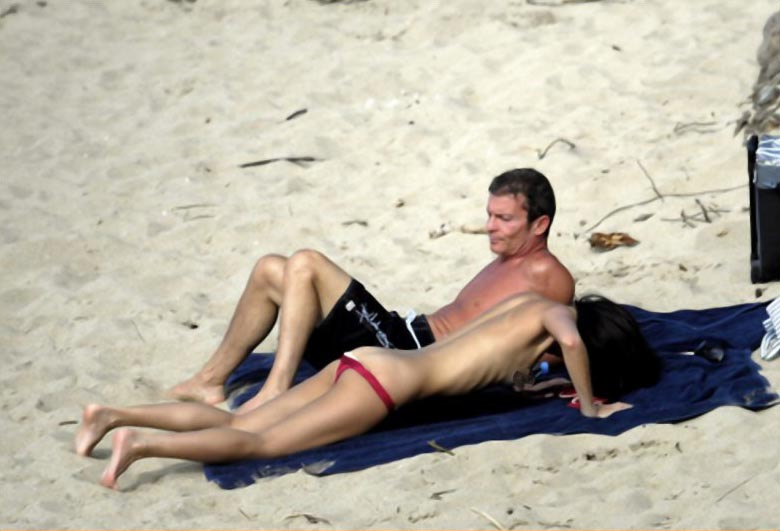 Zhang Ziyi Topless Bikini Pictures 82