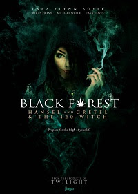 Ver Black Forest: Hansel and Gretel & the 420 Witch (2012) Online
