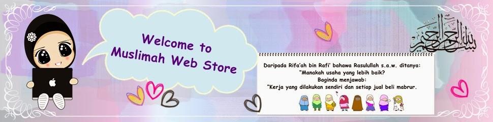 MuslimahWebStore