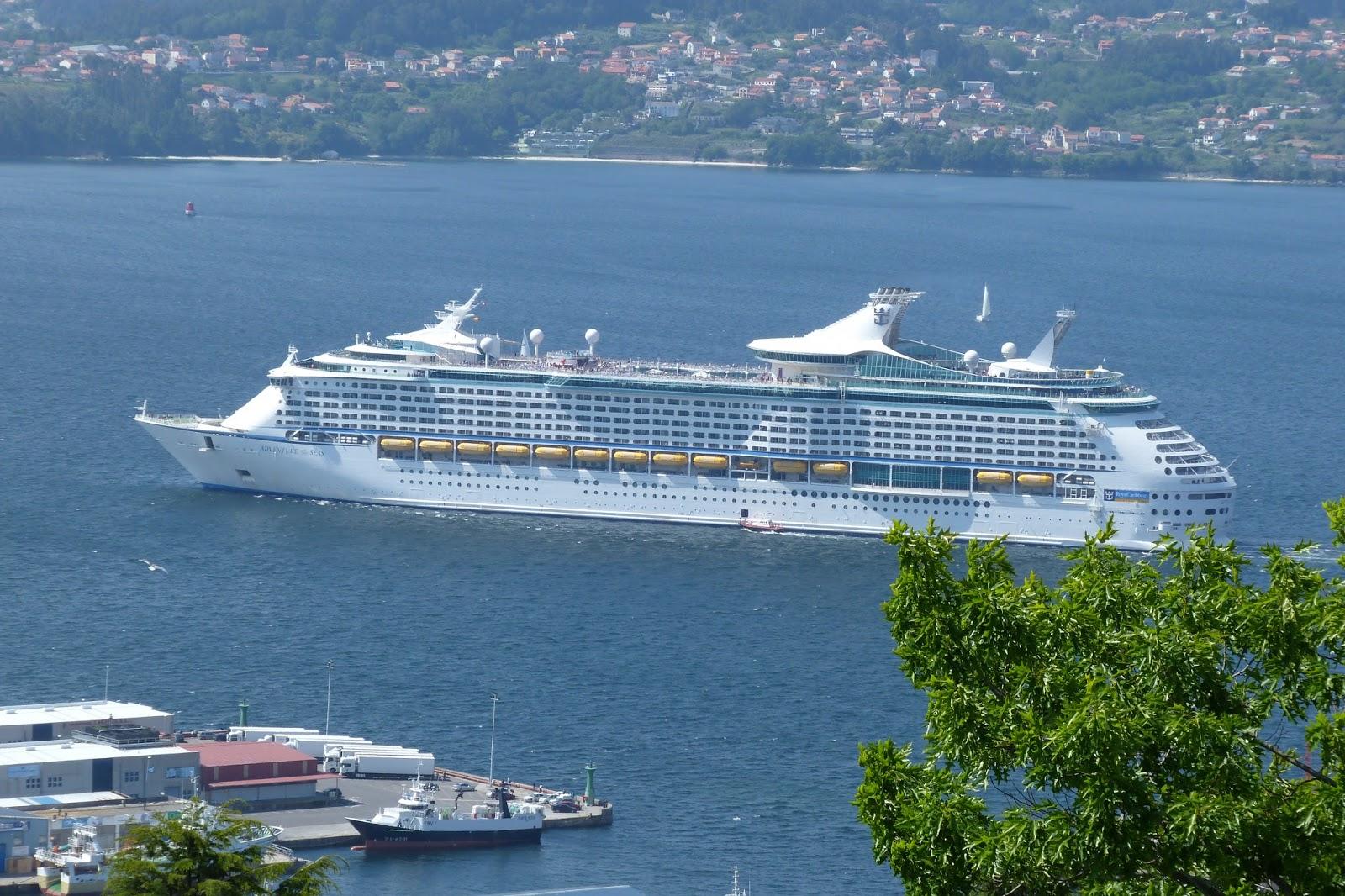 Marport activities junio 2015 - Puerto de vigo cruceros ...