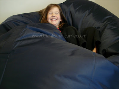 comfortable beanbag chair