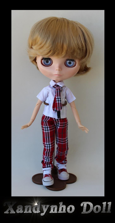 Xandynho Doll