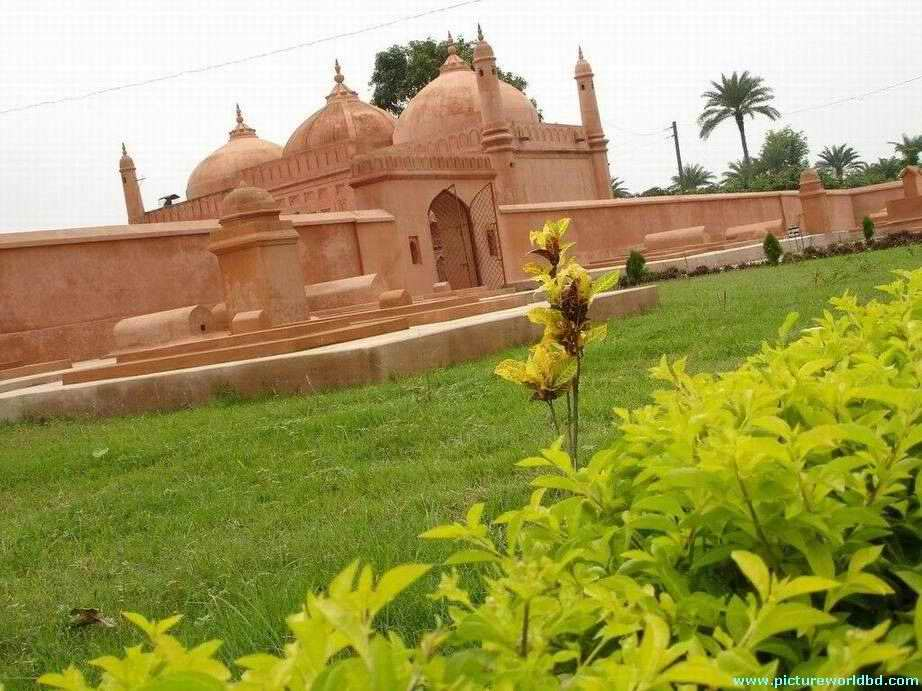 historical place in bangladesh essays