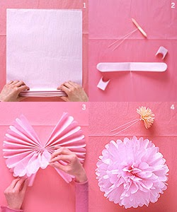 flowers made out of tissue paper Step by step instructions to make tissue paper flowers this craft is easy enough for a 5 year old to do and is a fun springtime activity a bouquet of multi-colored.