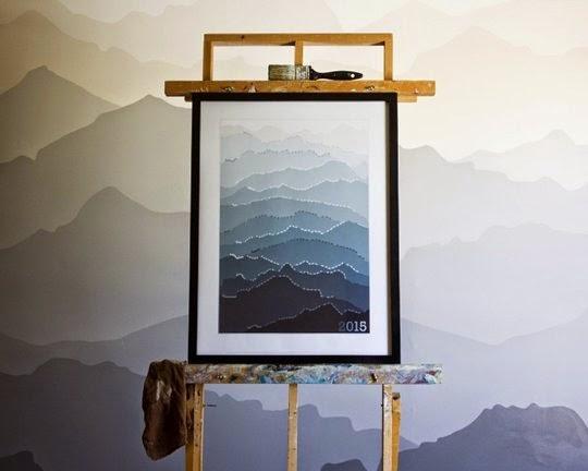 diy-mural-cabecero-pintura-paisaje-cabecero