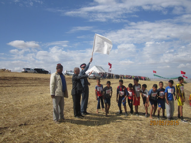 فعاليات الاسبوع الثقافي والرياضي بالثانوية الاعدادية انوال نيابة اقليم مولاي يعقوب