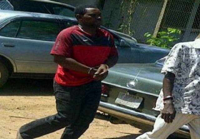 arrest nigeria yahoo boys angers locals internet scams