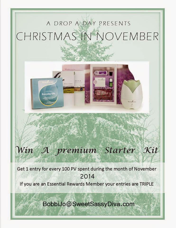 Enter to Win a Premium Starter Kit!