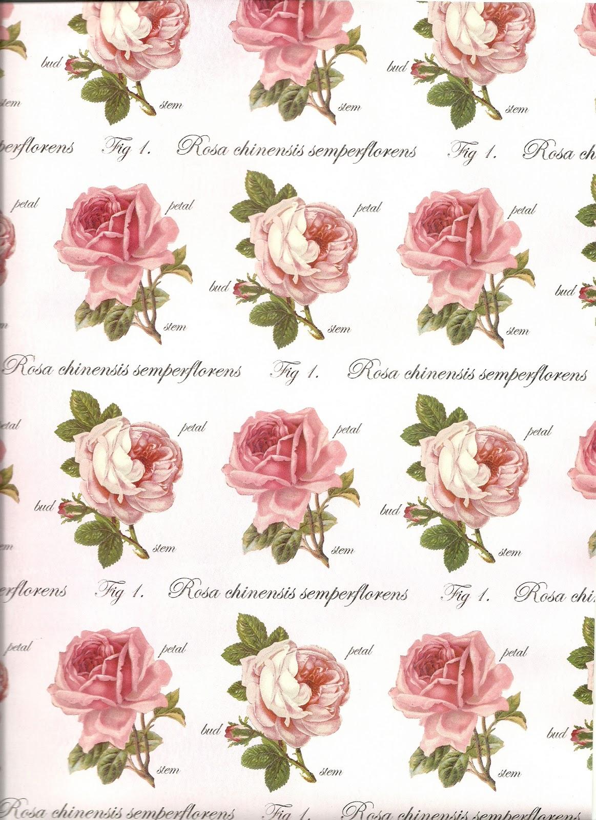 Papeles servilletas y telas de tere papel flores 015 - Papeles y telas ...