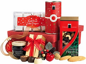 Hampers by post