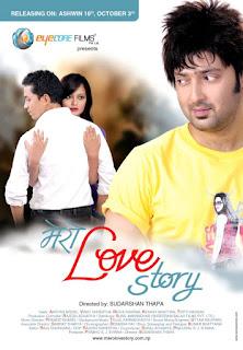 Mero Love Story Poster