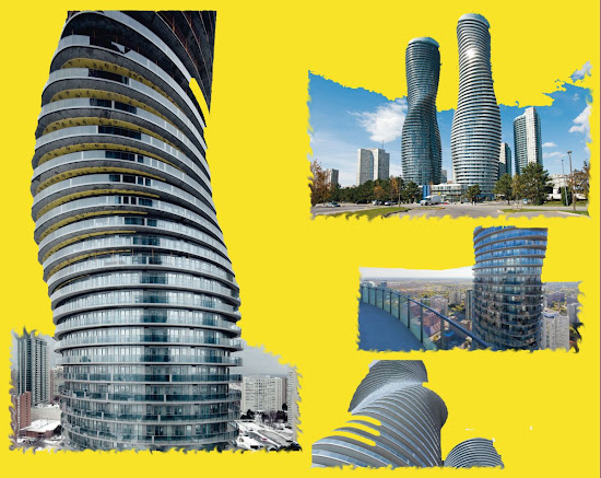 Новинки архитектуры жилой высотки
