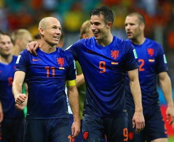 Netherlands 2 O Chile All Goals