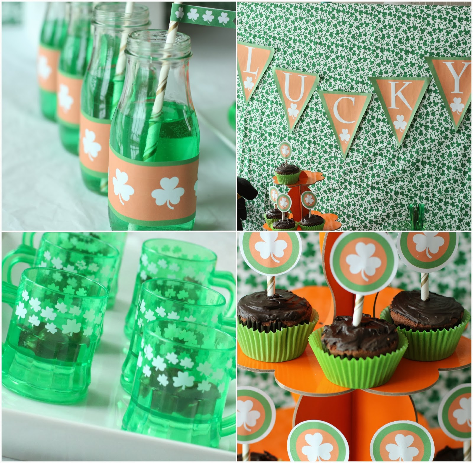 Free St. Patrick's Day printables from playpartypin.com #freeprintables #StPatricksDay