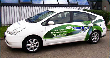 toyota natural gas hybrid