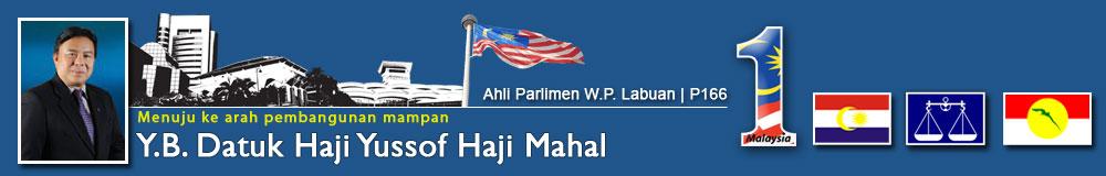 Datuk Haji Yussof Haji Mahal