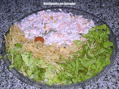 Alecrim Alimentos Saudáveis: Salpicão