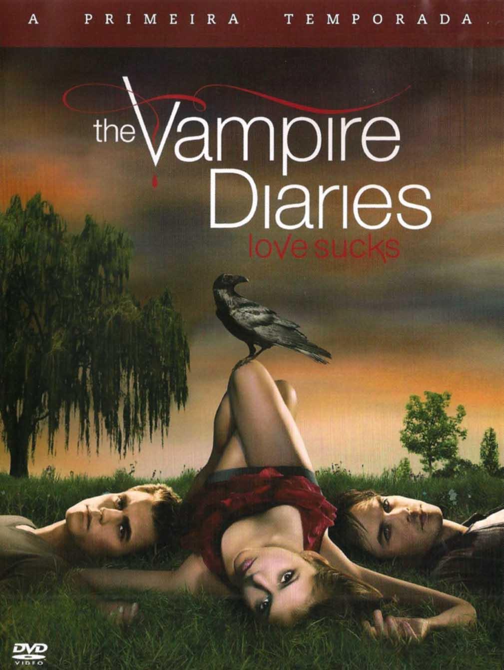Diários de um Vampiro 1ª Temporada Torrent - BluRay 720p Dublado