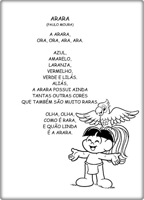 A+ARARA - Texto para leitura