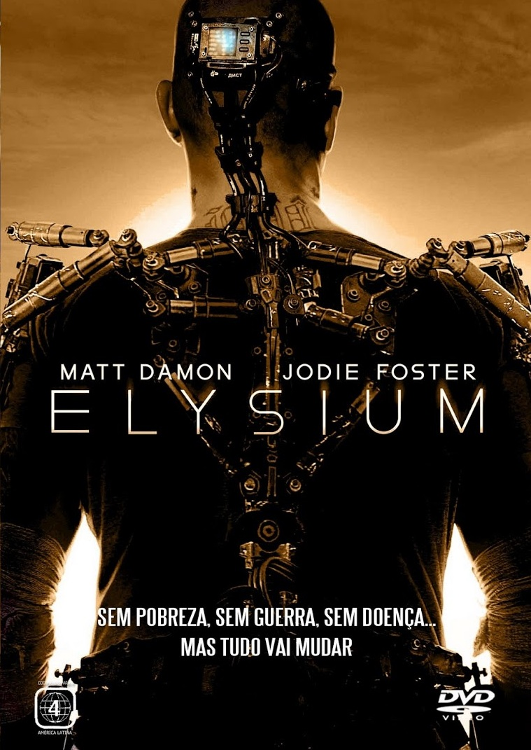 Elysium – Dublado (2013)