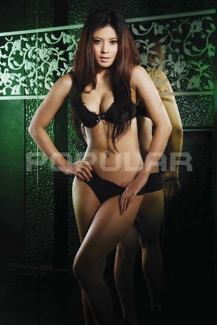 novi amalia novi amelia novi amilia novie amalia novie amelia - Black Bikini - Photo Hot Popular no sensor