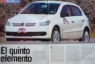 tapa revista a todo motor septiembre 2008 gol trend