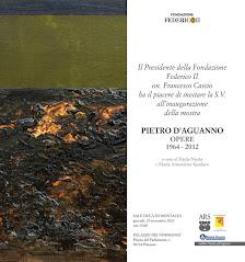 PIETRO D'AGUANNO Opere 1964-2012