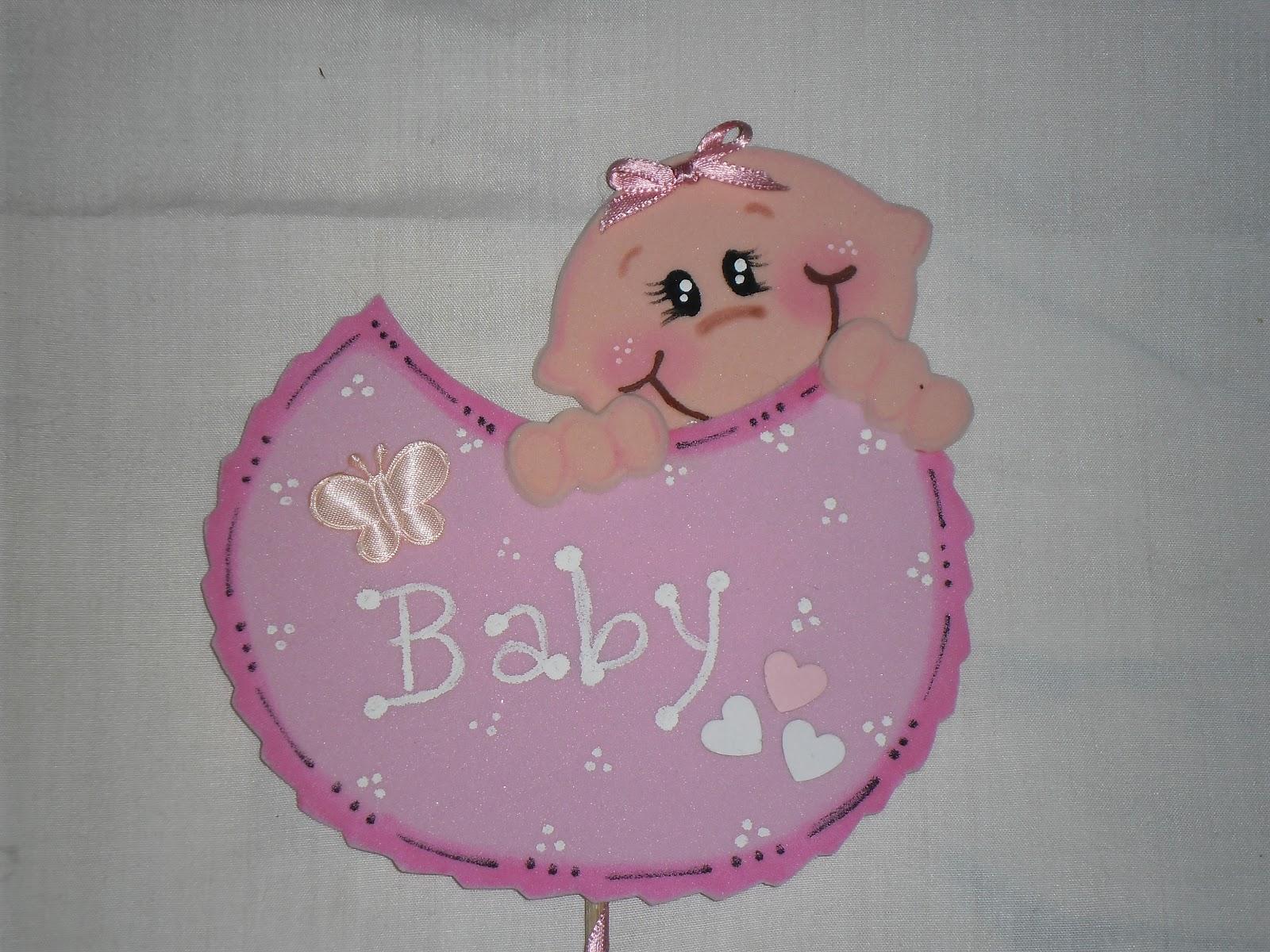 Payasita Caramelo Recuerditos Baby Shower