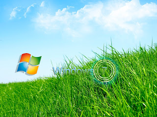 Windows 7 Grass Wallpapers