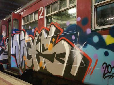 graffiti spotting