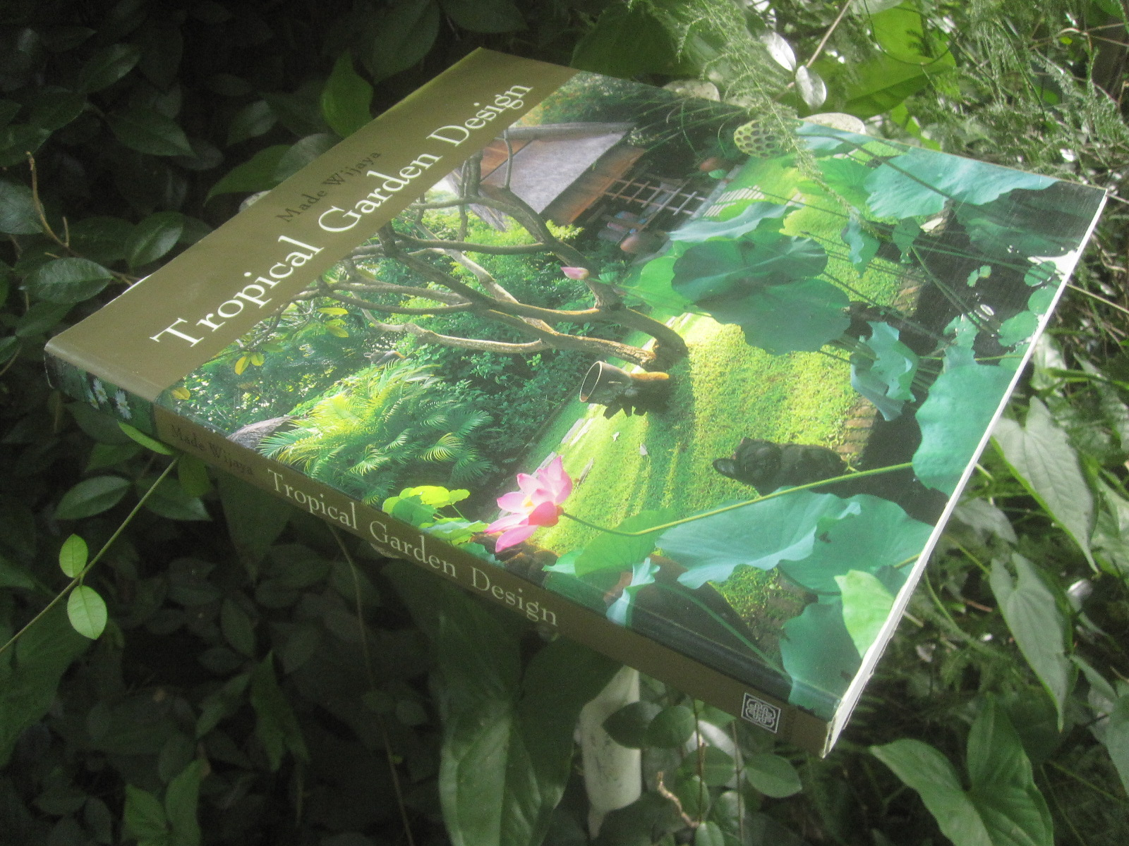 Tropical Texana: GARDEN BOOK REVIEW: TROPICAL GARDEN DESIGN