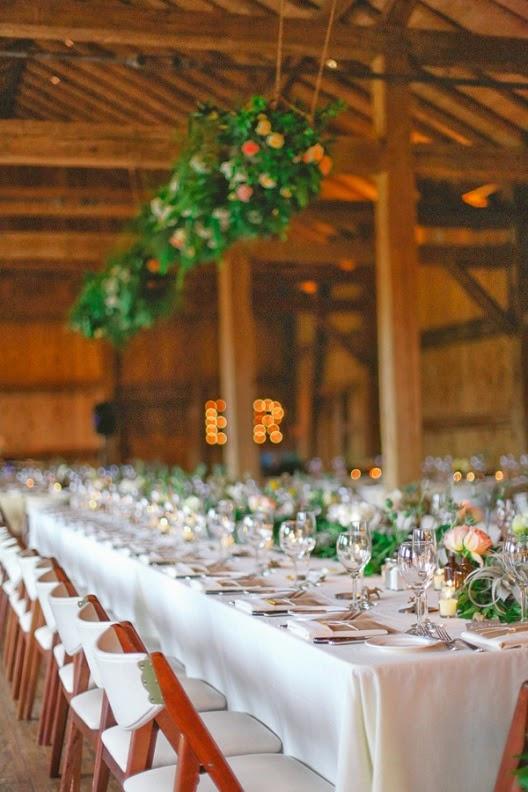 gran mesa convite de boda