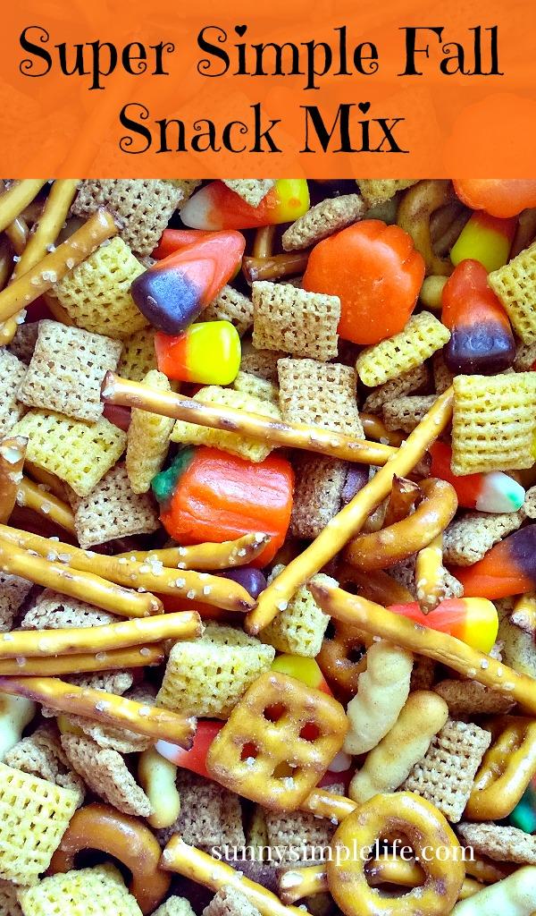 fall, Halloween, snacks