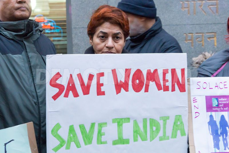 violence against women in india Thousands of women and girls each year are victims of gender violence in india  – and the most recent statistics from the national crime.