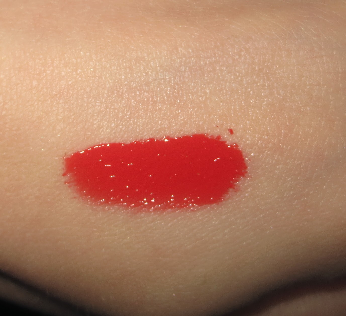 Stila Stay All Day Vinyl Lip Gloss in Poppy Vinyl swatch